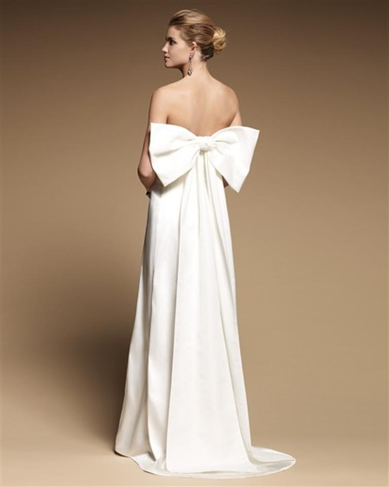 White house tradesy weddings for White house black market wedding dresses