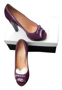 Marc by Marc Jacobs purple Pumps