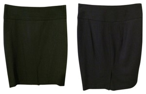 The Limited Skirt Dark Gray