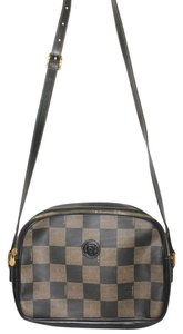 Fendi Leather Vintage Shoulder Bag