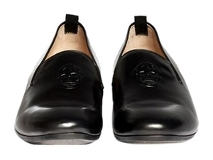 Alexander McQueen Men Mens Dress Embossed Skull Leather Italy Luxury Loafers Loafer Slip On New With Box Black Formal