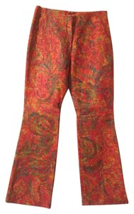 Ordinary People Boot Cut Pants Multicolor
