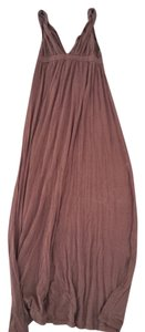 Brown Maxi Dress by Frenzii
