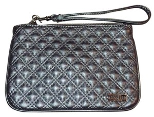 Express Wristlet in Dark Gray