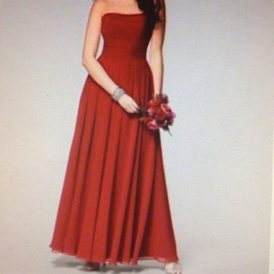 Alfred Angelo Cherry Red Alfred Angelo 7141 Dress