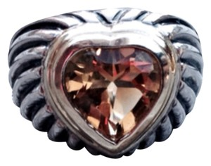 David Yurman David Yurman Heart Ring