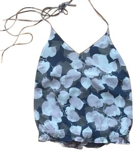 Ted Baker Beaded Floral Halter Top