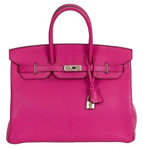 Hermès Hermes Birkin Tote in Rose Shocking