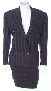 Versace Gianni Versace Couture Wool 2pc Suit
