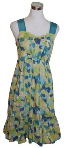 Anthropologie short dress Multi Girls From Savoy on Tradesy
