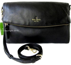 Kate Spade Crossbody/Clutch Pebbled Leather Handbag Shoulder Bag