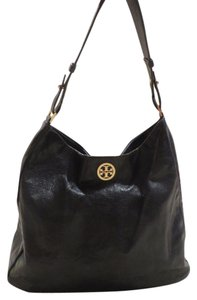Tory Burch Slouchy Leather Everyday Hobo Bag