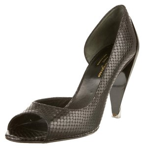 Robert Clergerie black Pumps