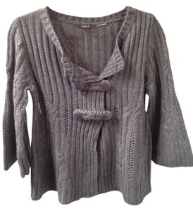 Heather B Bell Sleeves Sweater