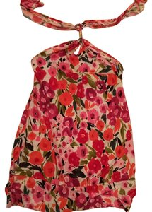 Express Top Pink multicolor