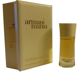 Giorgio Armani Armani Mania Mini 4ml Splash Women