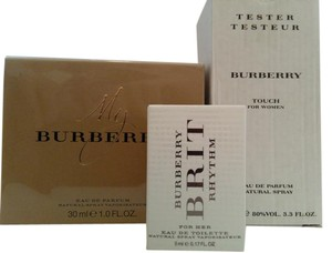Burberry 3 Burberry Fragrances for Women