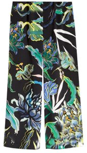 H&M Wide Leg Pants Colorful