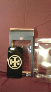 Tory Burch Tory Burch BRAND NEW IN BOX Black I-Phone 6 Cell Phone Case Retail $78