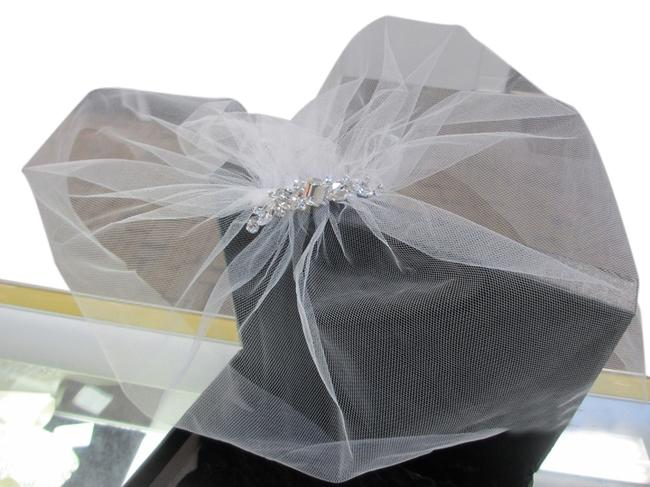 Item - Diamond White 6344 (C-15) Hair Accessory