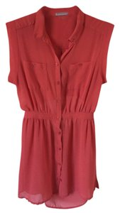 Other short dress Maroon Red on Tradesy