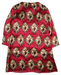 Dolce&Gabbana short dress Red Dolce & Gabbana Heart on Tradesy