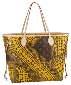 Louis Vuitton Tote in brown and yellow