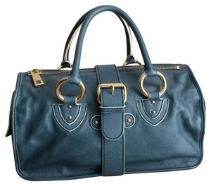 Marc Jacobs Satchel in Teal