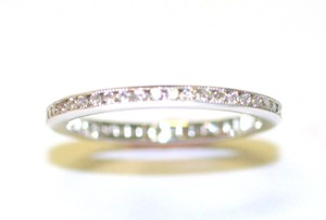 Dimoand Eternity Band