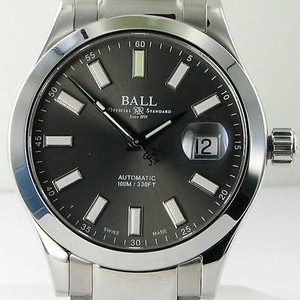 Ball Ball Nm2026c-s6-gy Engineer Ii Marvelight Gray Dial 40mm Watch