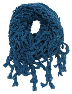 Urban Outfitters Beaded Open Knit Eternity Scarf