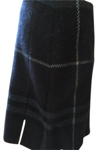 Burberry Skirt Burberry London blue and black large checks