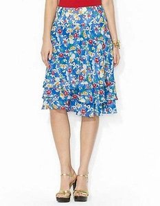 Ralph Lauren Womens Skirt Blue