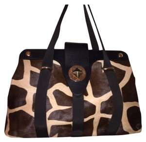 Kate Spade Satchel in brown multi