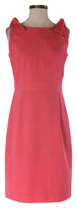 J.Crew Origami Bow Wool Girly Dress