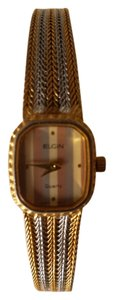 Elgin Tri-gold ladies watch