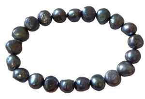 Other Gray freshwater pearl bracelet