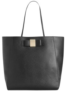 Ivanka Trump Nwt Oversized Tote in Black