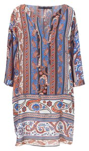 Zara V-neck Tunic