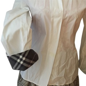 Burberry London, simply classic , can't find this anymore Top White