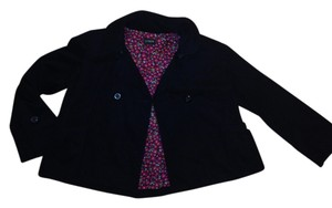 J.Crew Blogger Stylist Black Jacket