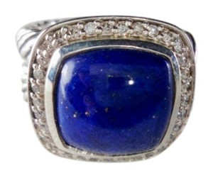 David Yurman DAVID YURMAN Albion Ring with Lapis Lazuli and Diamonds