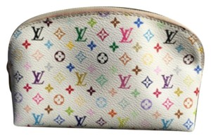 Louis Vuitton Louis Vuitton Multicolor Cosmetic Case