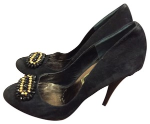 Beverly Feldman Black Pumps