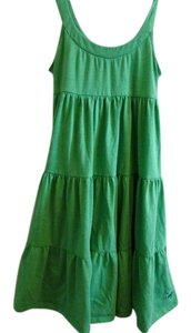 Victoria's Secret short dress Green on Tradesy