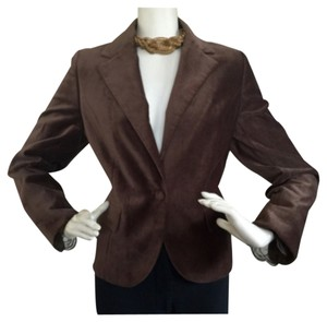 Apostrophe Brown Blazer