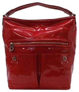 Marc by Marc Jacobs cherry red Messenger Bag