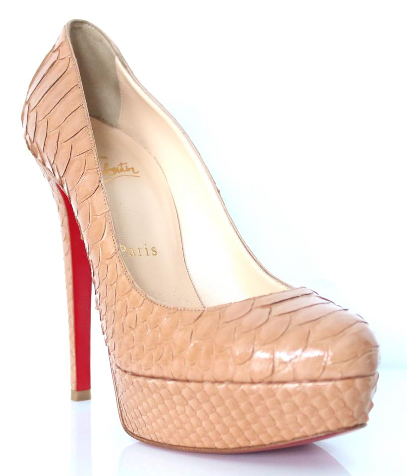 christian louboutin bianca pumps w tags