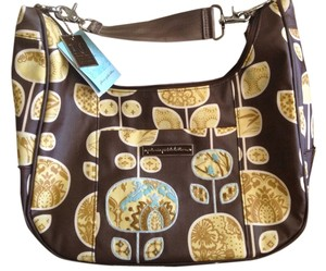 Petunia Pickle Bottom Ppb Stylishmom Rare Brown Diaper Bag