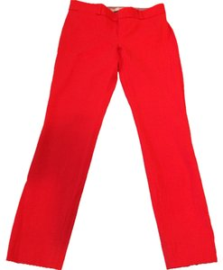 Banana Republic Skinny Pants Orange